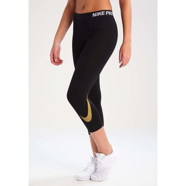 Nike Performance Legginsy black N1241E0BZ