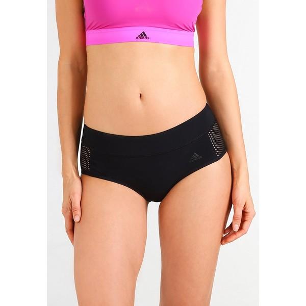 adidas Performance Dół od bikini black AD581I001