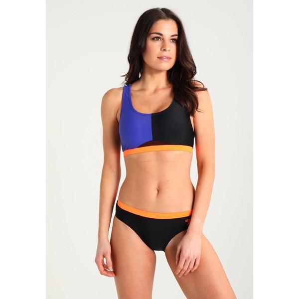 Speedo HYDRACTIVE Bikini black/ultramarine/fluo orange 1SP81L007