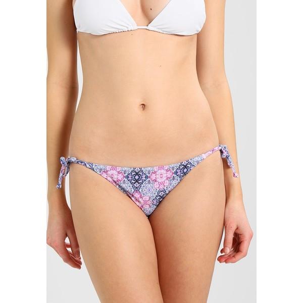 O'Neill TIE SIDE BOTTOM Dół od bikini white-blue ON581I00D