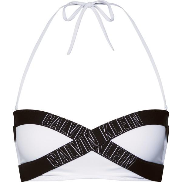 Calvin Klein Swimwear Góra bikini 'BANDEAU' CKS0104002000001