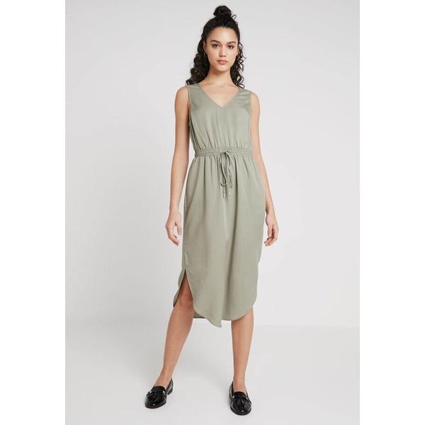 348608317d Forever New RACHEL MIDI DRESS Sukienka letnia rain wash FOD21C04F ...