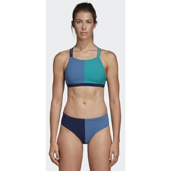 adidas Performance PARLEY HERO BIKINI Dół od bikini green AD581L00T