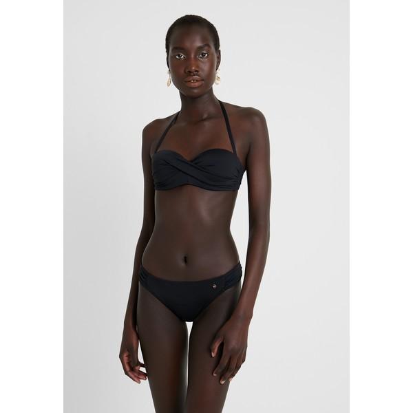 s.Oliver WIREBANDEAU SET Bikini black SO281L014