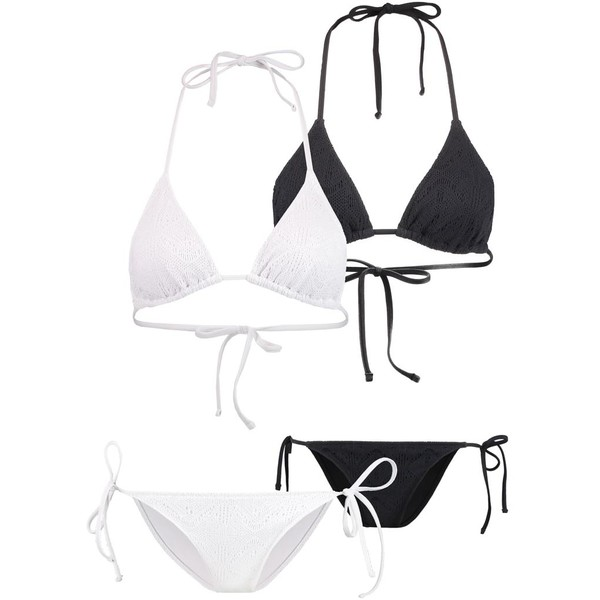 TWINTIP SET 2 PACK Bikini white/black TW481L00W